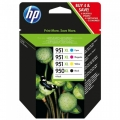 Cartus cerneala Original HP 4-pack,...