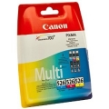 Cartus cerneala Original Canon CLI-526MULTI  Color, compatibil iP4850, MG5150/5250/6150/8150 (BS4541B006AA)