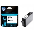 Cartus cerneala Original HP Black 920, compatibil OfficeJet 6000/6500/7000/7500, 420pag (CD971AE)