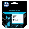 Cartus cerneala Original HP Black 711, compatibil DesignJet T120/T520, 38ml (CZ129A)
