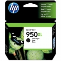 Cartus cerneala Original HP Black 950XL, compatibil OfficeJet Pro 251/276/8100/8600, 2300pag (CN045AE)